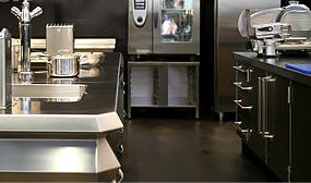 厨房機器事業部
